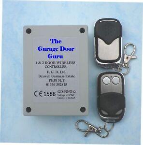 Henderson Garage Door Remote Control Ebay