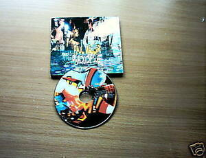 PAUL-WELLER-PEACOCK-SUIT-RARE-CD-DIGIPAK-1996