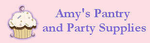 Amys pantry and party supplies