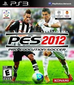 *** Brand NEW Sealed Pro Evolution Soccer 2012 Playstation 3 PS3 2011 *** on Rummage (1/1)