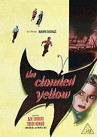 The Clouded Yellow - Trevor Howard (DVD) (New & Sealed)