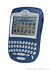 Cell Phone: BlackBerry 7230 - Blue (T-Mobile) Smartphone