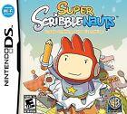Super Scribblenauts Puzzle Video Games for Nintendo DS