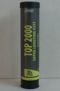 AUTOL TOP 2000 Super Longtime Fett absolut salzwasserbeständig 400 Gr Kartusche
