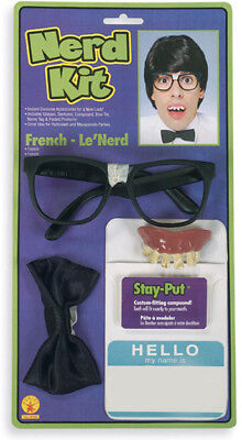 Deluxe Nerd Accessory Kit Costume Accessory