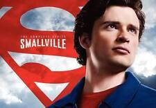 Smallville ~ Complete Series ~ Season 1-10 ~ NEW 62-DISC DVD SET - US RETAIL SET