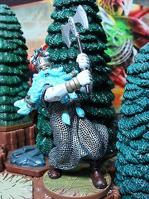 Frost Giant of Morh Heroscape Moltenclaw's Invasion D3