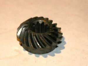 EVINRUDE-LOWER-UNIT-GEAR-3-4-HP-203448-1950S-NOS-OEM