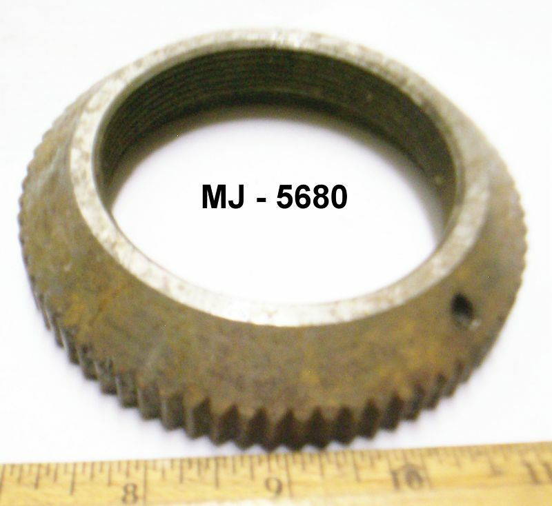 Threaded Gear / Ring