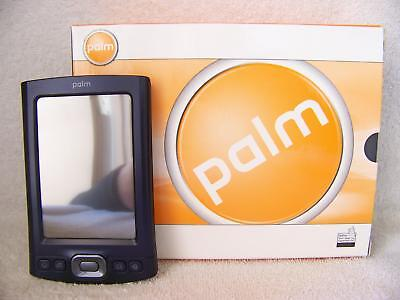 In Box >>perfect<< Palm Tungsten Tx Pda Handheld Organize...