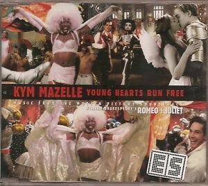 KIM-MAZELLE-YOUNG-HEARTS-RUN-FREE-CD-SINGLE