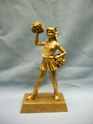 Cheerleader Statue