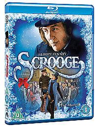 Scrooge Region Free Blu-ray (Alec Guinness, Albert Finney, Anton Rogers)