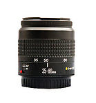 Canon  EF 35 mm - 80 mm f/4.0-5.6  Lens