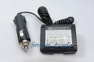 Car Battery Eliminator for Yaesu VX-7R 6R 5R Radio New!