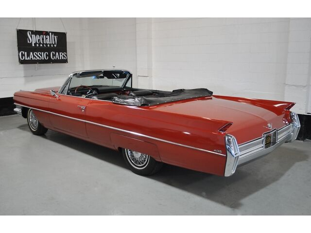1964 Cadillac DeVille Convertible - CA Car - 95k Miles