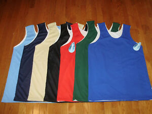 NEW-Basketball-Reversible-Pinny-Shorts-Jerseys-Uniforms