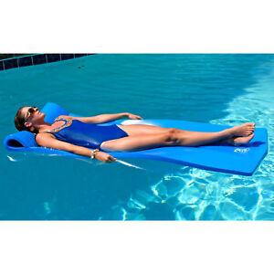 Sunray Swimming Pool Float Raft Vinyl Foam Texas Recreation Trc