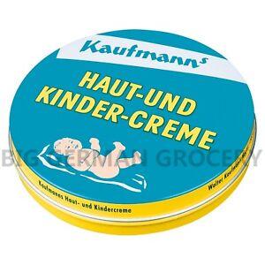 kaufmanns haut und kindercreme 75 ml from germany ebay. Black Bedroom Furniture Sets. Home Design Ideas