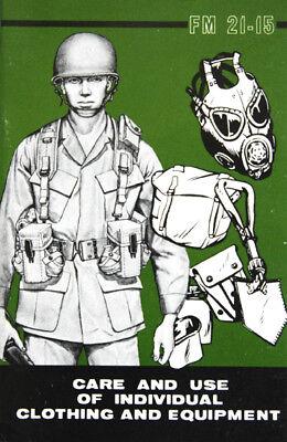 Individual Clothing And Equipment Us Gi Field Manual.
