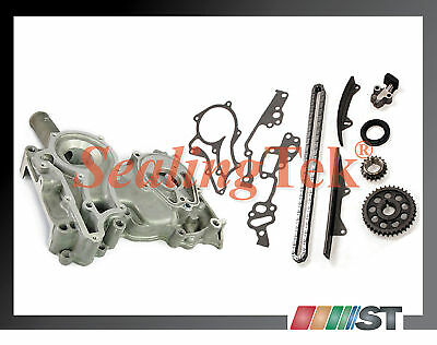 1978-82 Toyota 20r 22r Engine Timing Chain Kit W/ Cover Car Truck Autoparts Gear