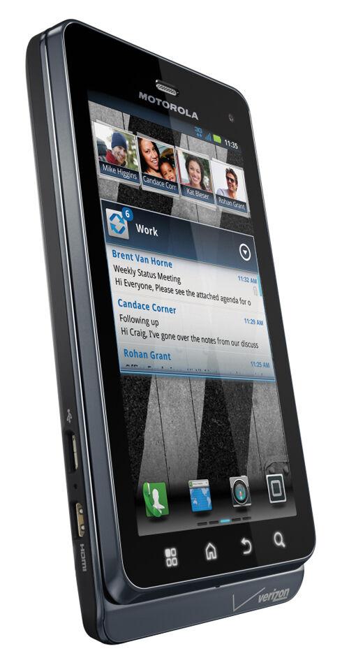 Motorola Droid 3 - 16GB - Black (Verizon) Smartphone