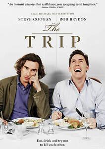 The-Trip-DVD-WS-2011-IFC-Films-BRITISH-COMEDY-Steve-Coogan-Rob-Brydon-MINT