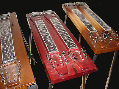 Lap & Console Steel Guitar - Design & Construction 3.0 on Rummage