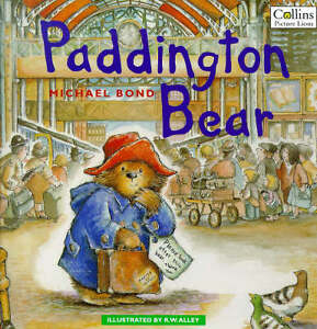 Paddington-Bear-Michael-Bond-Paperback-Book