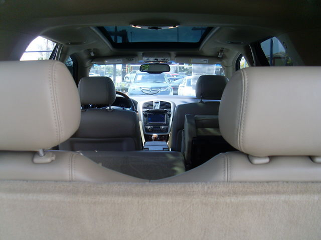 CADILLAC SRX Nav Rear Air Third Row Seat All wheel Dr