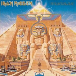 Powerslave-ECD-Iron-Maiden-CD-Sealed-New