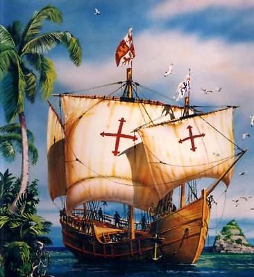 Heller Pinta - Christoph Kolombus Segelschiff 1:75 Modell-Bausatz NEU OVPkit