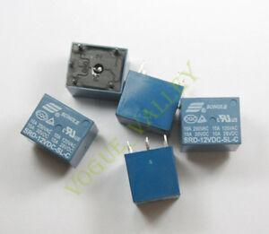 12V-SPDT-Relay-250V-AC-30V-DC-10-Amp-10A-x-5-PCS