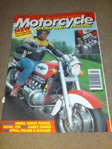 MOTORCYCLE-SPORT-LEISURE-PIAGGIO-July-1996