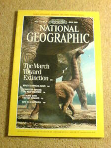 NATIONAL-GEOGRAPHIC-MARCH-TO-EXTINCTION-June-1989