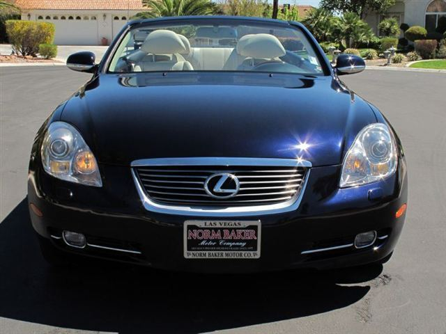 Convertible 4.3L NAV CD Traction Control Power Steering