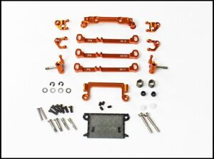 PN Racing Mini-Z MR03 NEW Double A-Arm Achse kpl. Set