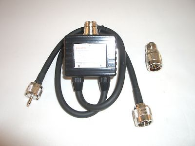 Jetstream Jtdupn 2-port Hf-vhf/uhf Antenna Duplexer