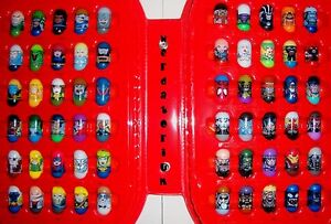 MARVEL-Mighty-Beanz-2003-2004-Series-2-COMPLETE-Set-ULTIMATES-Beans-Lot-NEW-MINT