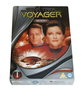 Star-Trek-Voyager-Series-1-Complete-DVD-2007-5-Disc-Set