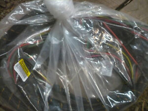 caterpillar wiring harness heavy equipment parts accs new cat caterpillar 267 3060 wiring harness assembly