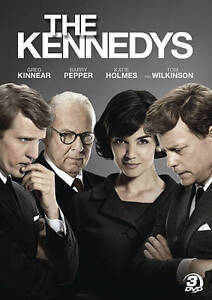 The-Kennedys-2011-3-Disc-DVD-Brand-New-Katie-Holmes-Miniseries
