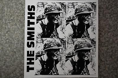 The Smiths Sticker Decal (S406) Rock Morrissey Joy Division Car Window Bumper