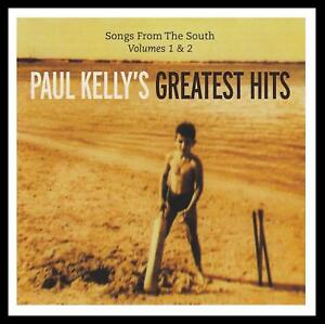 PAUL KELLY (2 CD) GREATEST HITS : SONGS FROM THE SOUTH Volumes 1 & 2 *NEW*