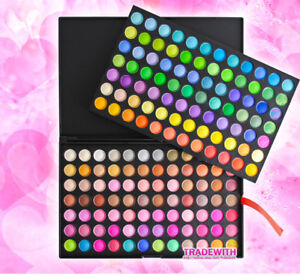 PRO 168 COLOR EYESHADOW MAKEUP PALETTE EYE SHADOW NEW