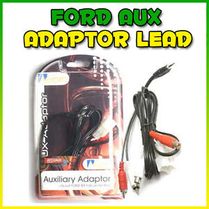 FORD BA BF FALCON TERRITORY AUX ADAPTOR LEAD MP3 IPOD