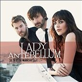 Just-a-Kiss-Single-by-Lady-Antebellum-CD-May-2011-Liberty-USA