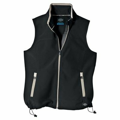 Dickies Storm Colorblock Softshell Vest Small Fe365