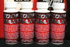 4 Zddp Maxx Engine Oil Zddp Additive Zinc Phosphorus