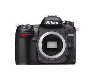 Nikon D7000 16.2 MP Digital SLR Camera -...